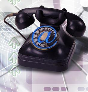 Telefonie en Internet